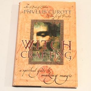 Witch Crafting Book Phyllis Currott
